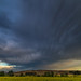 Mammatus Clouds Over San Benito County by pendeho