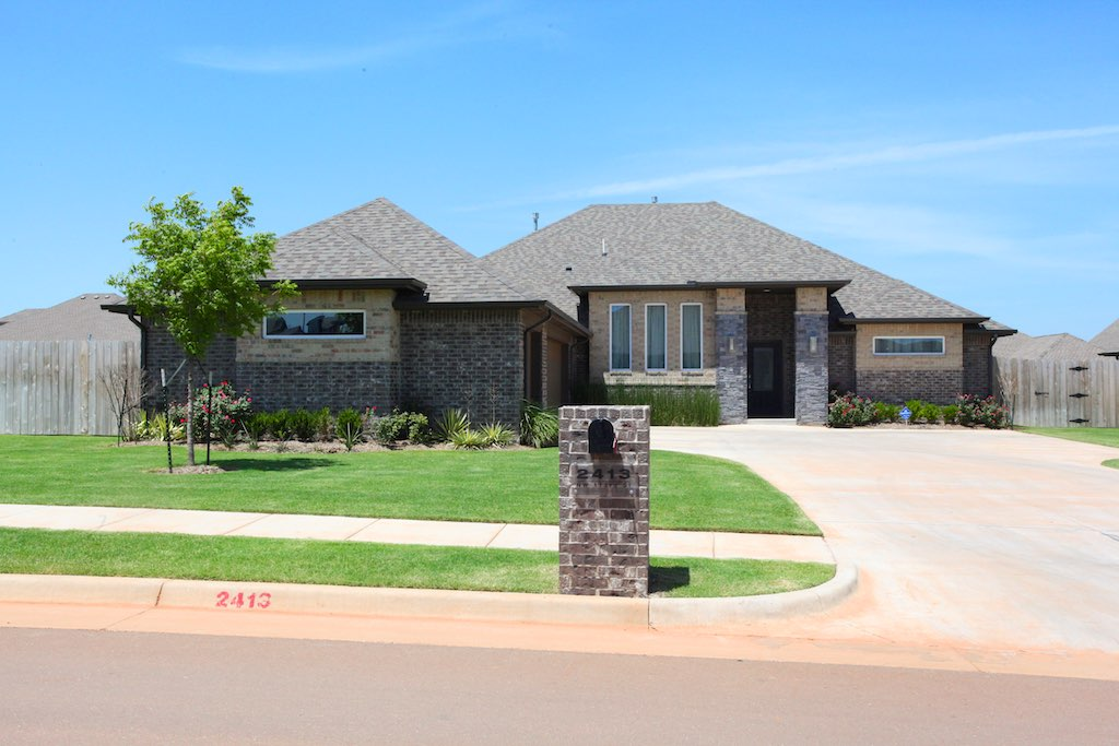 2413 nw 173rd street new homes edmond oklahoma city for New home builders okc