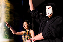 Hardkingz 2015 - Miss K8 and Angerfist
