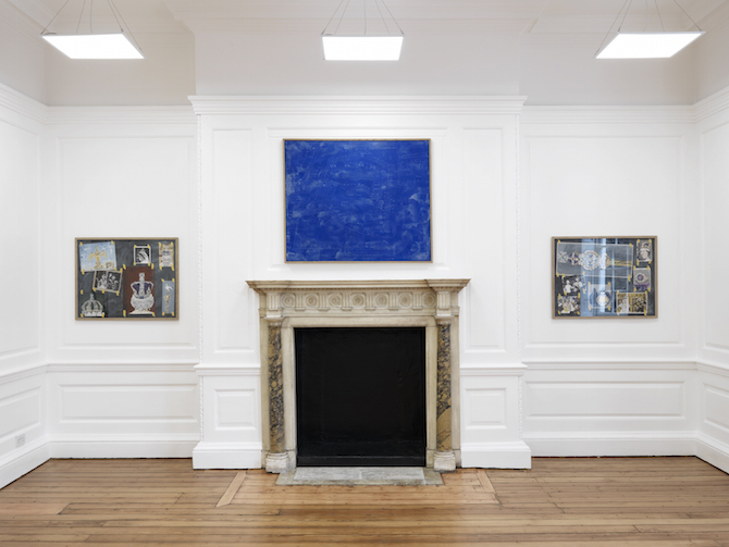 Lars Bjerre_The Robbery_installation view_HunterWhitfield 2015 © the artist_2