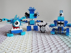 Frosticons, Lego Mixels Series 5