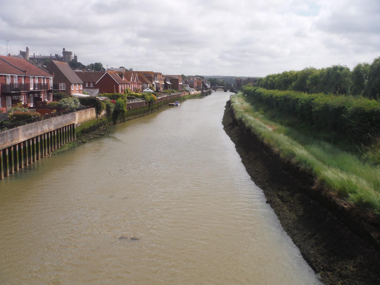 The Arun River SWC Walk 217 Midhurst Way: Arundel to Midhurst