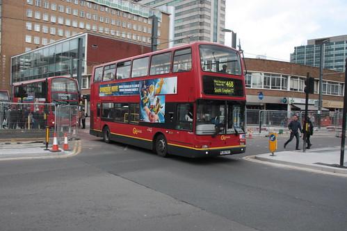 London Central PVL311 PJ02TVT