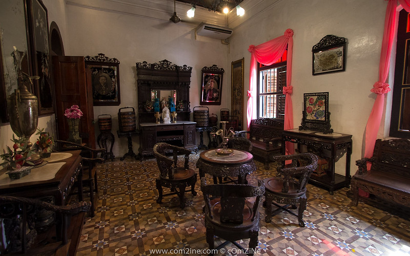 Lost in Penang - Peranakan Mansion