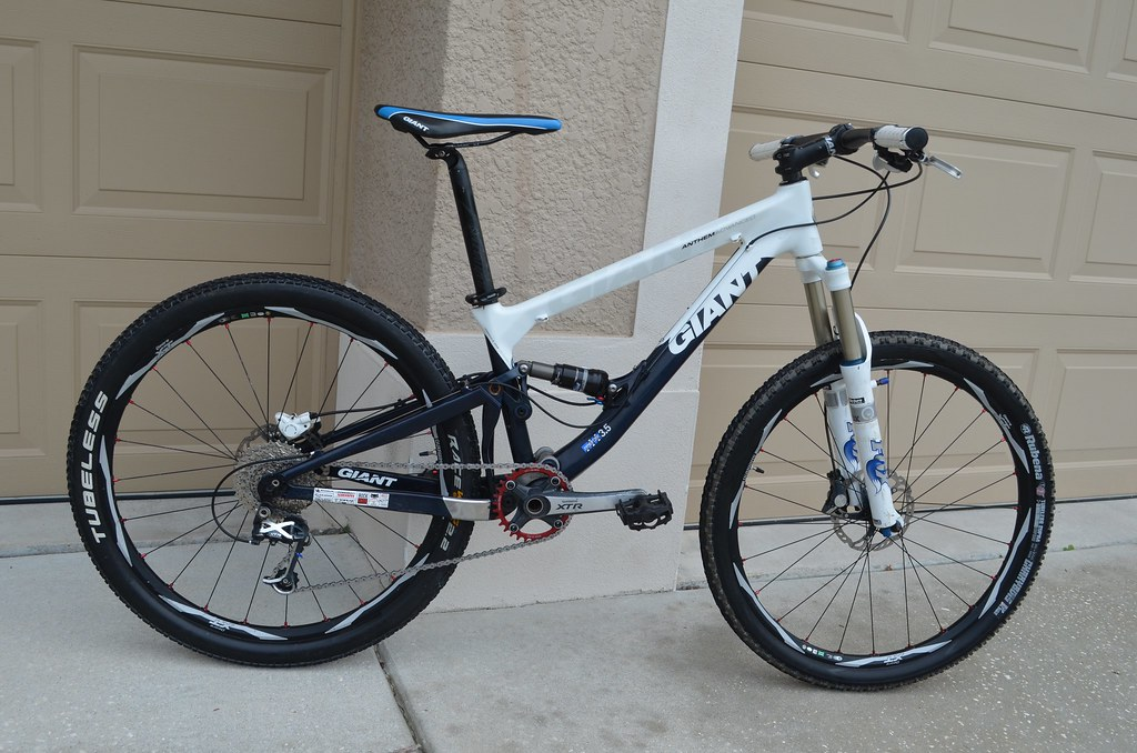 Giant Anthem Advanced Carbon XTR tampa bike trader