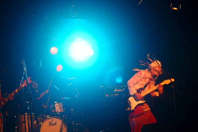 SPUTNIK KOMBINAT live at ShowBoat, Tokyo, 26 Jul 2015. 136