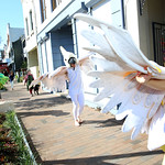 Darlington village launch