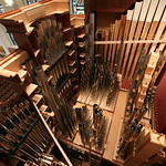 MDS Pipe Organ Interior