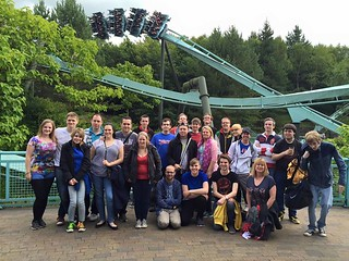 Summer Meet 2015, Alton Towers