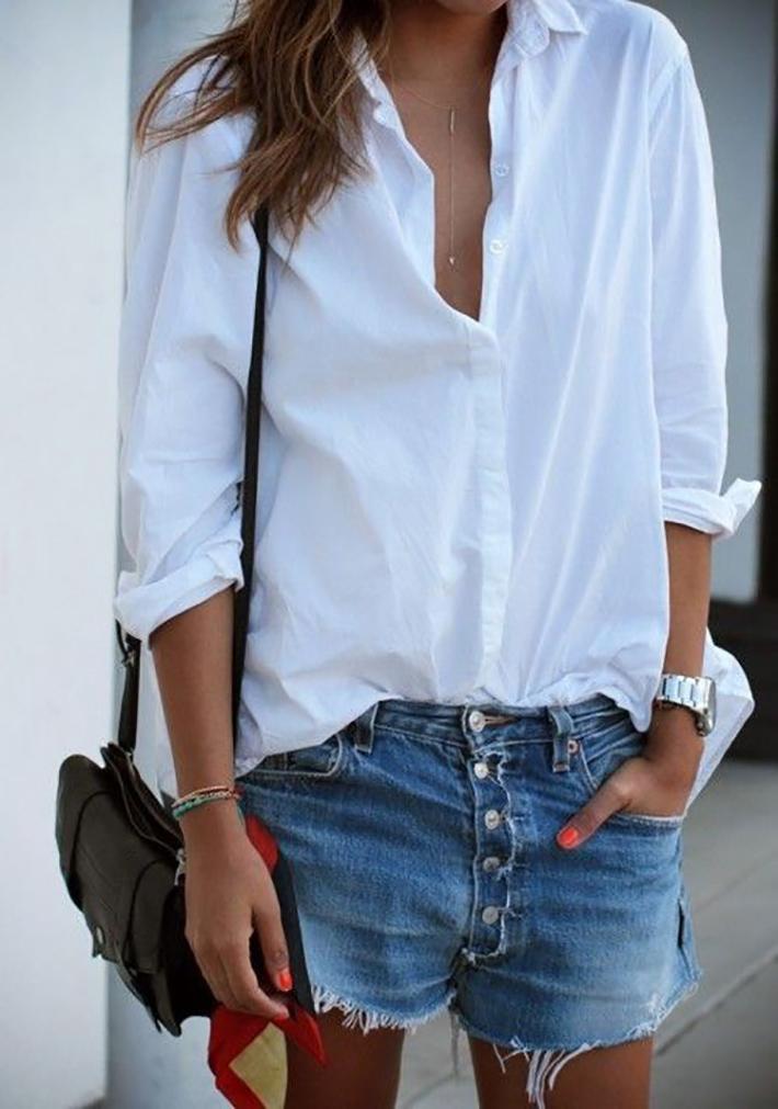White Shirt Street Style Inspiration02