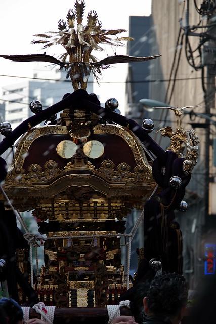 Tsukuda-Sumiyoshi Shrine Festival 2015 49