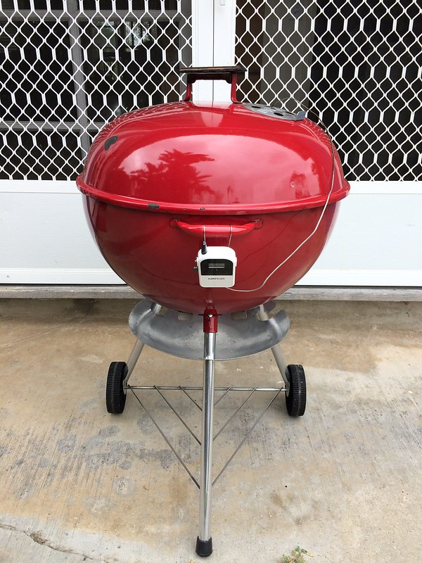 how to cook beef ribs in weber kettle