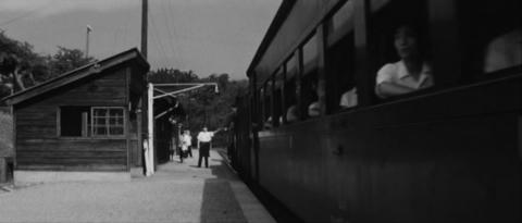 32−磐越東線舞木駅に到着