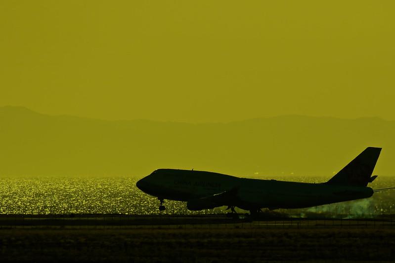 B-18207 中華航空 China Airlines Boeing 747-409