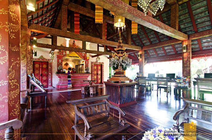 Yaang Come Village Chiang Mai Lobby