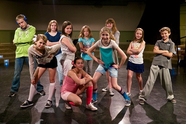 2015 Jerry Eckles Musical Theater Camp