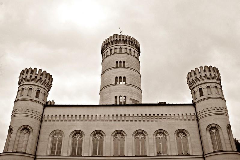 Jagdschloss Granitz Rügen02-sepia