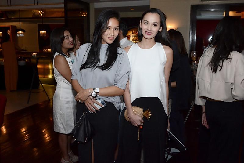 Mikaela Martinez + Amina Alunan