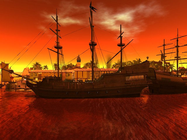 Nassau Stronghold - Ports O Call