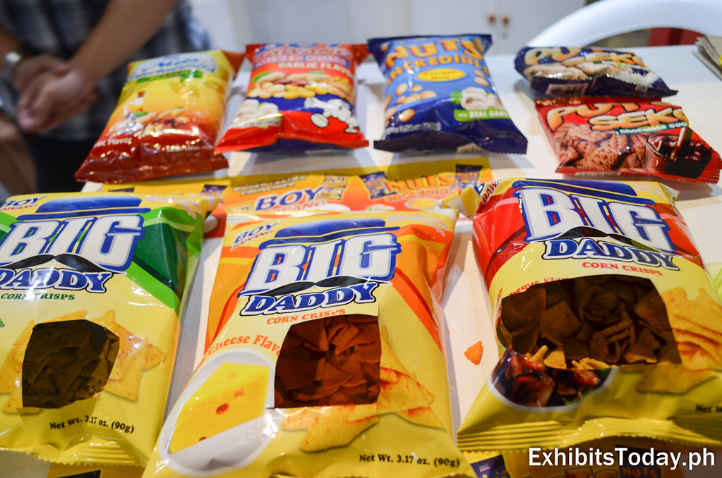 Big Daddy Snacks Free Taste