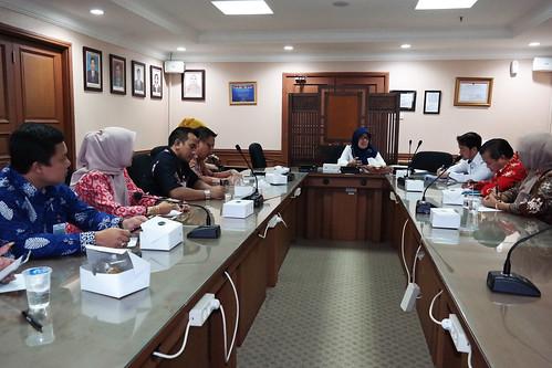 Konsultasi DPRD Kota Balikpapan tentang Kajian Jaminan Produk Halal
