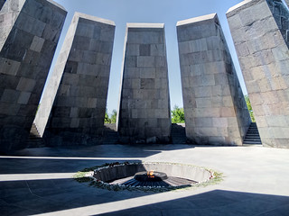 Image of  1915 Genocide Memorial.