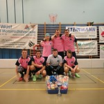 Unihockey Turnier Scherz 2013