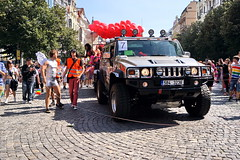 [2012-08-18] Gay parade in Prague