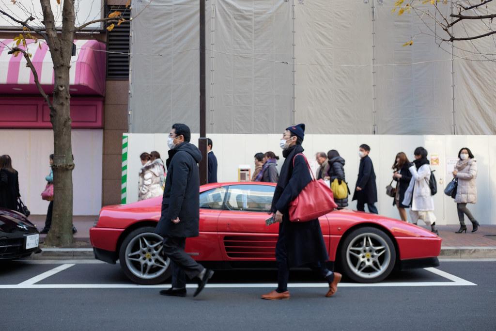 Ferrari 348tb 2017/01/07 X7004909