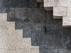 stone wall, wall, granite, road surface, flooring,