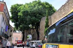 Lisbon, Castelo e Miradouro de Sao Jorge