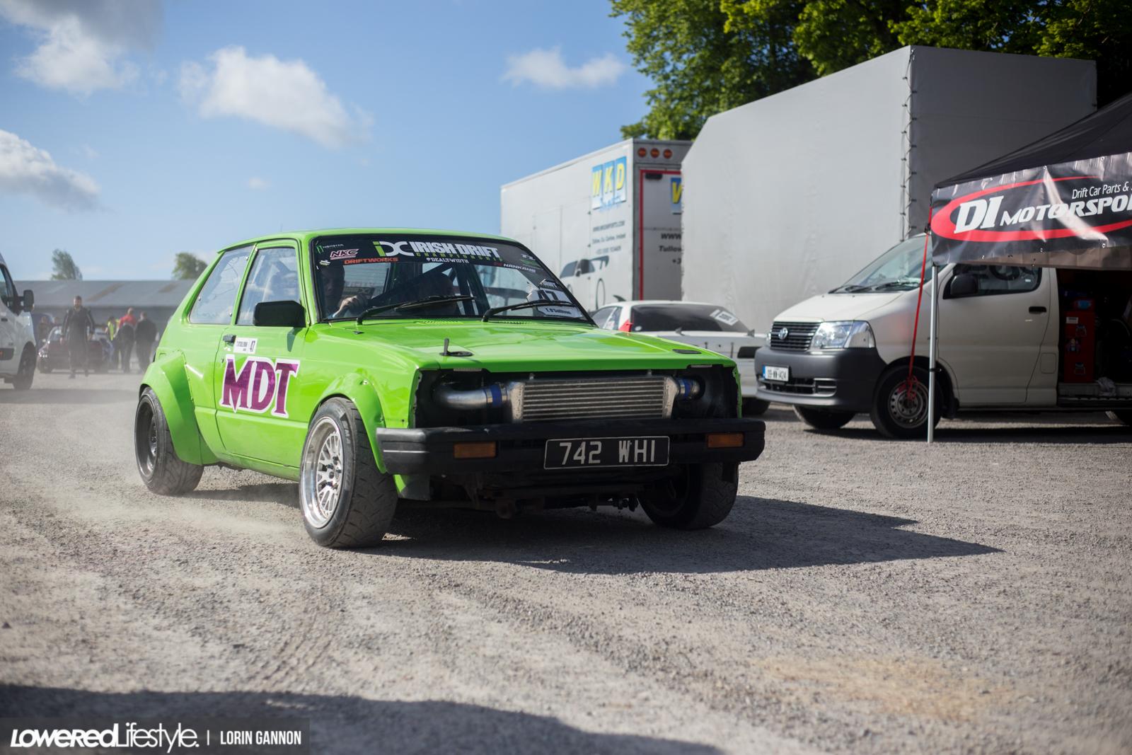 Irish Drifting Championship Round 2 // Event Coverage