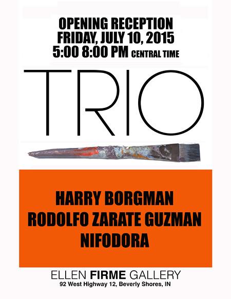 Trio Poster Small