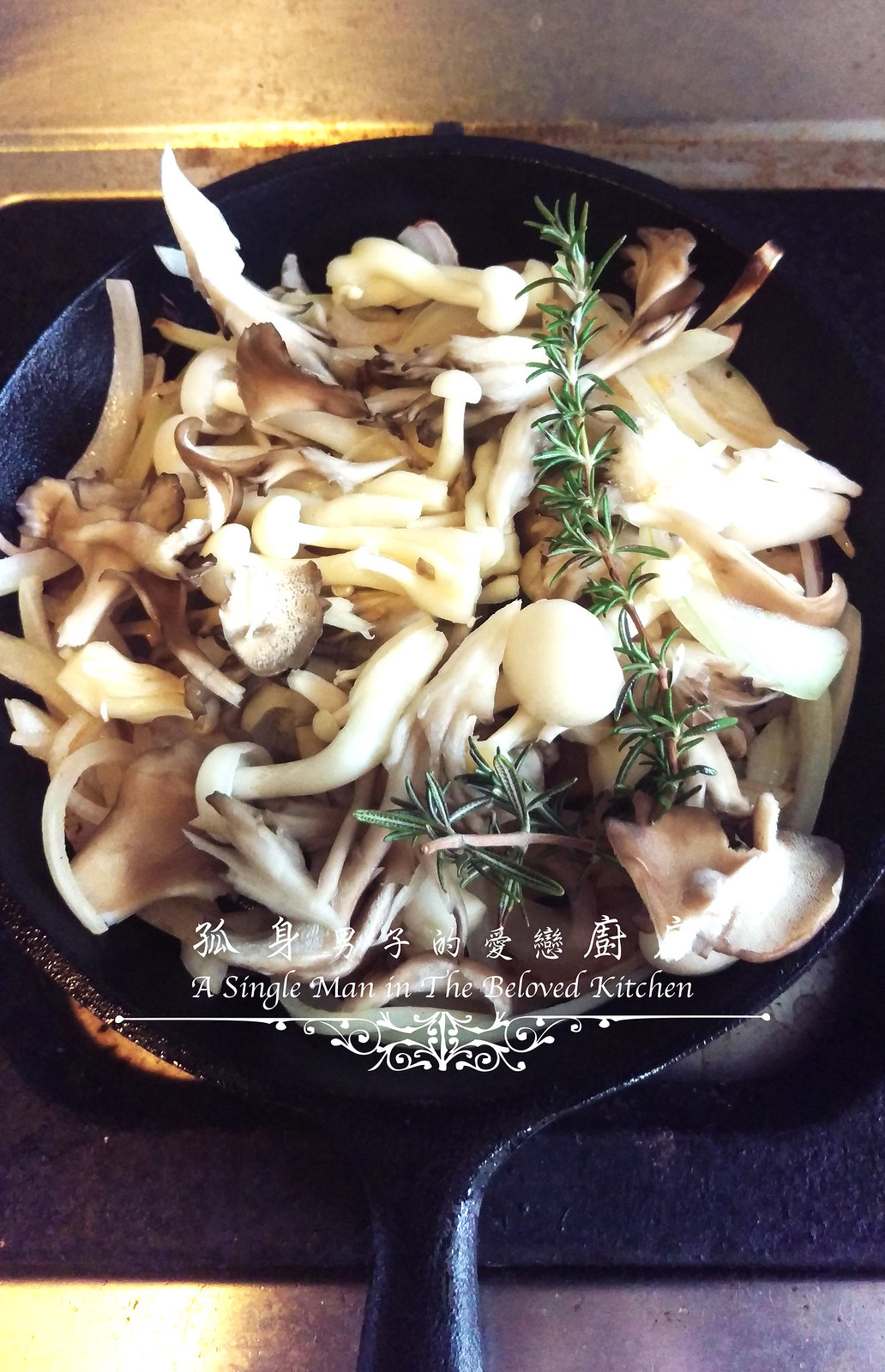 孤身廚房-清冰箱簡單早午餐!培根野菇櫛瓜義式烘蛋Frittata8
