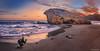 Playa de Monsul (Parque Natural del Cabo de Gata)