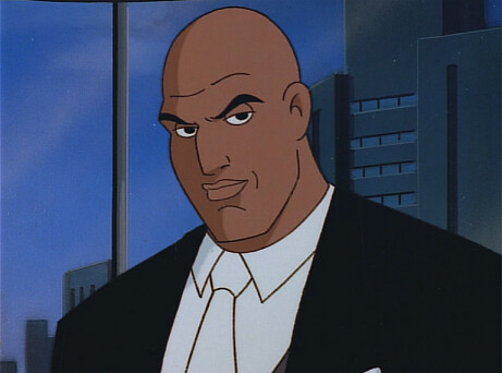 luthor animated