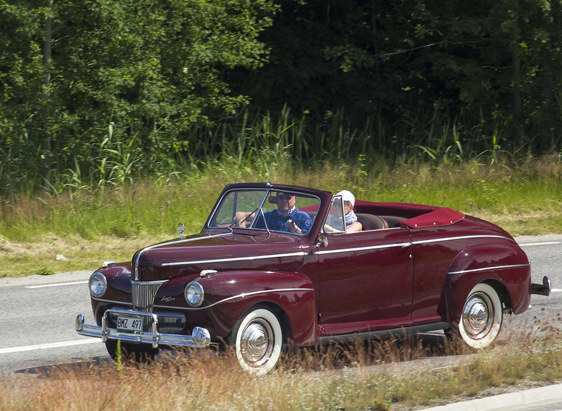 Ford Super Deluxe Convertible
