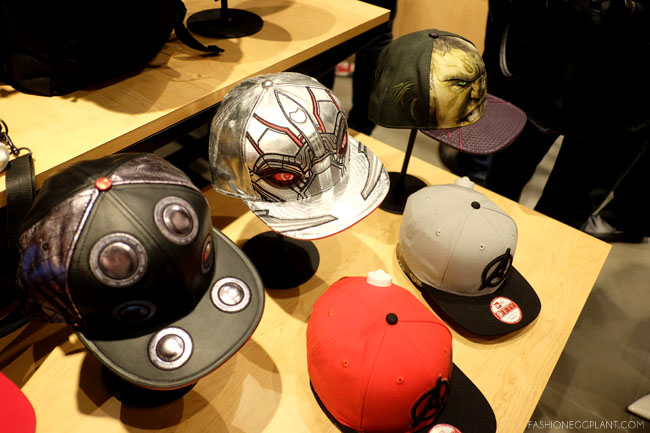 NEW ERA AVENGERS CAPS SM MEGAMALL