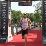 Life Time Minneapolis Triathlon - Finish