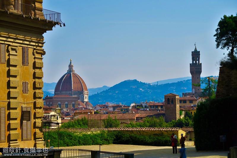 Garden Boboli, Florence, Italy