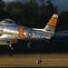 F-86 Departure by planephotoman