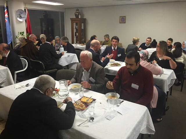 VIP Ramadan Iftar Dinner 2015