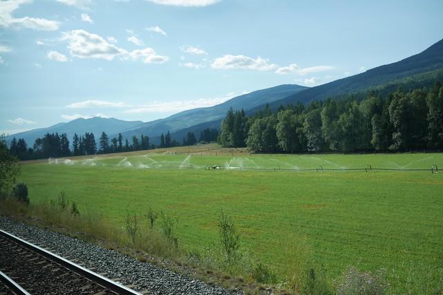 月, 2015-07-20 12:19 - The Canadian Vancouver-Jasper