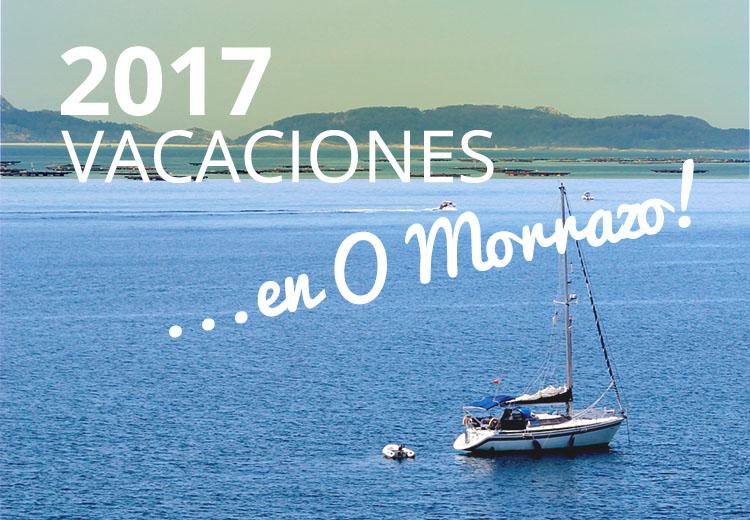 Vacaciones 2017 en el Morrazo