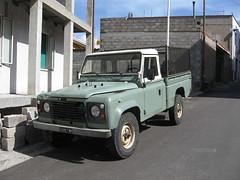 LAND-ROVER Model (England) Sardinië 2007 02 211