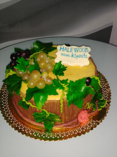 Cake by Georgiana