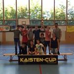 Teamfotos Junioren B 2016/17