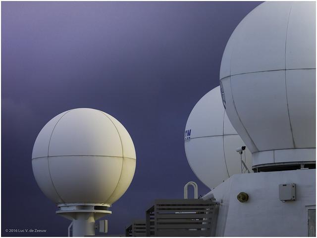 Radar Dome [Explored, 2017-01-27]