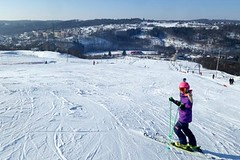 SNOW tour 2016/17: Hlubočky – modrá pohoda za Olomoucí