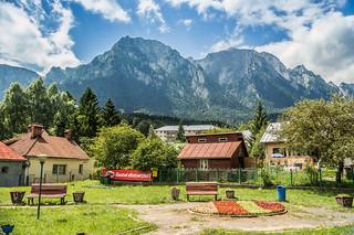 Buchegi Natural Park, Romania
